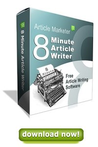 Download 8 Minute Article Writer